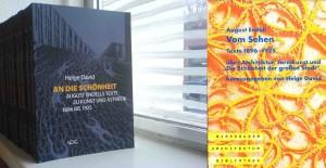 Dissertation zu August Endell und kommentierte Ausgabe seiner Texte