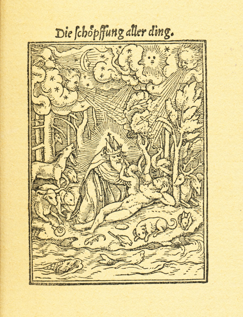 Hans Holbein d. J., aus: Der Totentanz